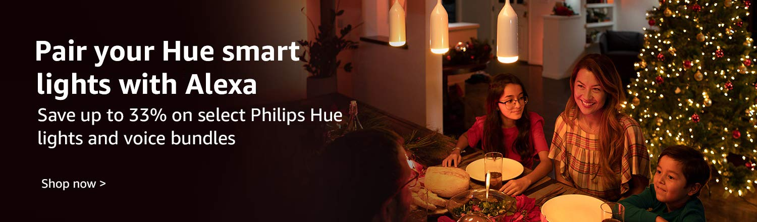 Shop Philips Hue smart lights