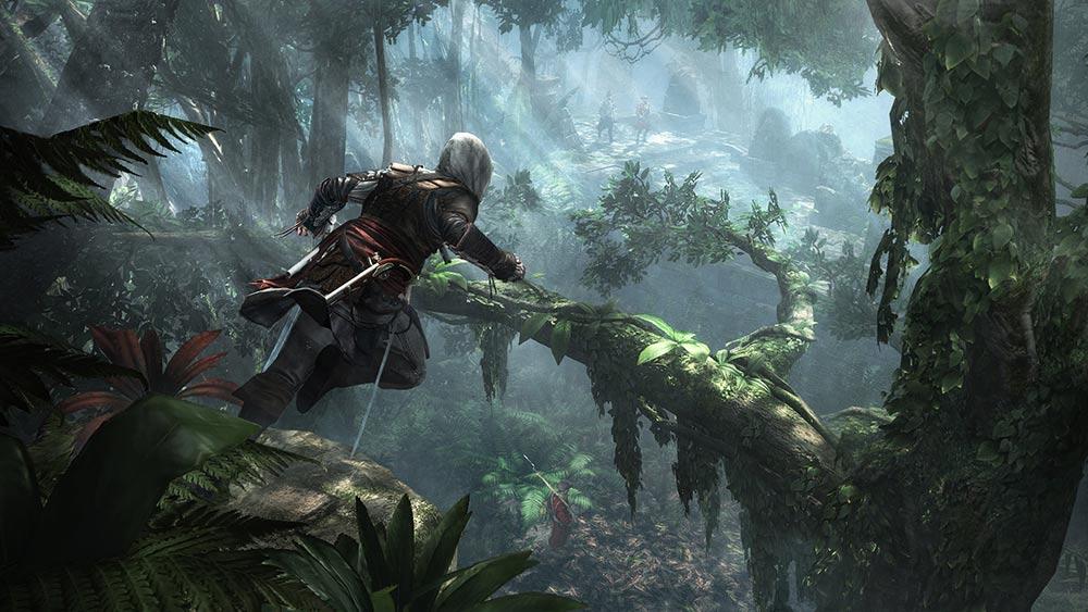 assassin creed 4 playstation 4 1080p