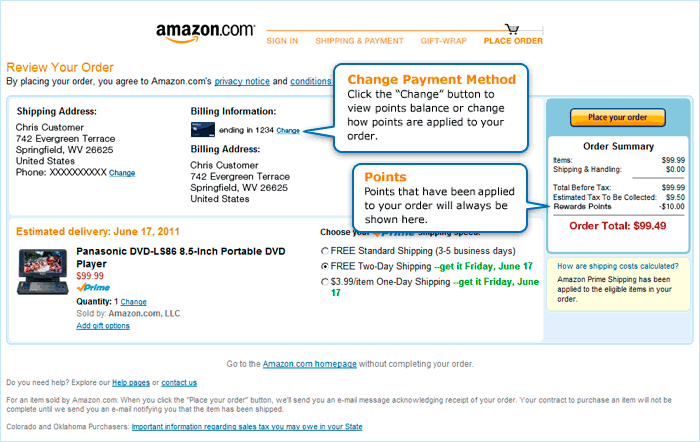 c40c82141b76b Amazon.com Shop with Points