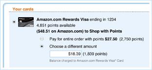 Amazon com Shop with Points