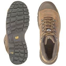 Cat Footwear Men's Diagnostic Steel-Toe Waterproof Boot Product Shot