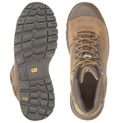 Cat Footwear Men's Diagnostic Hi Cut Cap Soft Toe Waterproof Boot Product Shot