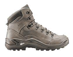 LOWA Men's Renegade II Leather-Lined Mid Hiking Boot Product Shot