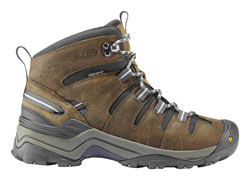 Keen Men's Gypsum Mid Waterproof Hiking Boot Product Shot