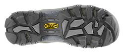 Keen Men's Gypsum Mid Waterproof Hiking Boot Product Shot