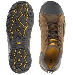 Cat Footwear Women's Argon Composite Toe Work Shoe Product Shot