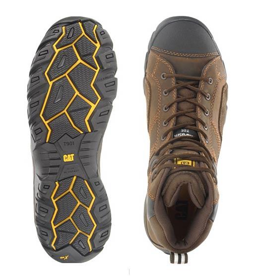 Amazon.com   Caterpillar Men's Argon Hi P90090 Work Boot