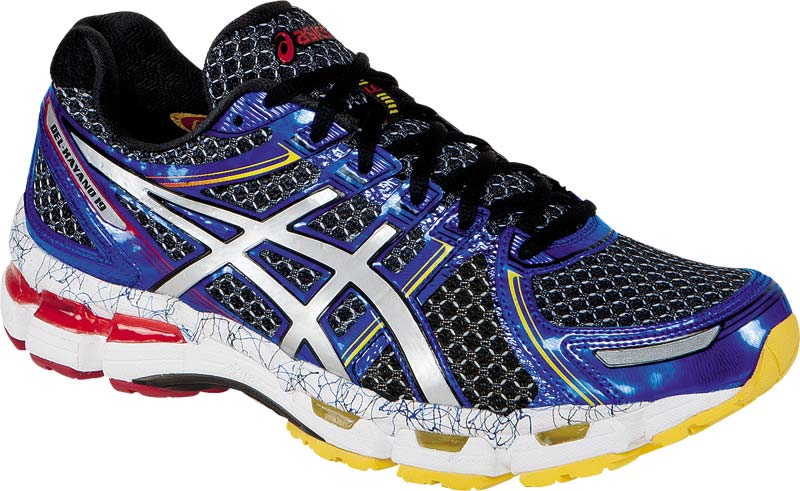 asics running shoes mens kayano