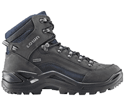 LOWA Men's Renegade GTX Mid Hiking Boot Product Shot