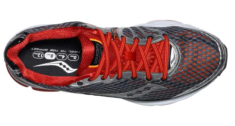 Amazon.com | Saucony Men's Triumph 10 Running Shoe | Road