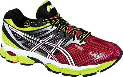 asics running shoes mens cumulus