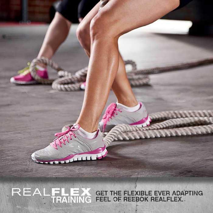 edddb1c30b1bae ... Reebok Women s RealFlex Fusion TR Cross-Training Shoe