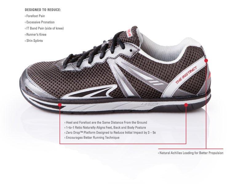 Amazon.com | Altra Men's Adam Running Shoe, Carbon/Taupe