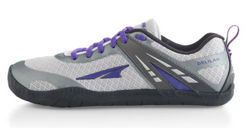 Amazon.com | Altra Delilah Running Shoes (Gray/Magenta, 6