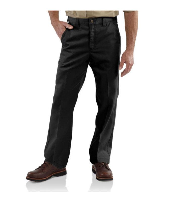 Amazon.com: Carhartt Men's Blended Twill Work Chino Pant B290 ...