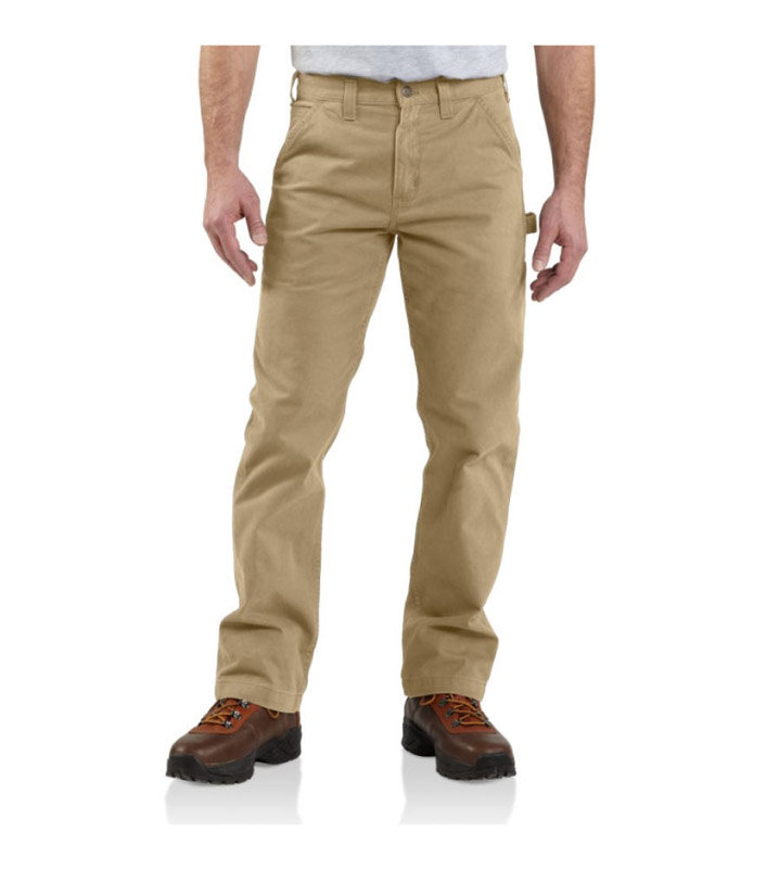 Favorite Amazon.com: Carhartt Men's Relaxed-Fit Washed Twill Dungaree Pant  WJ75