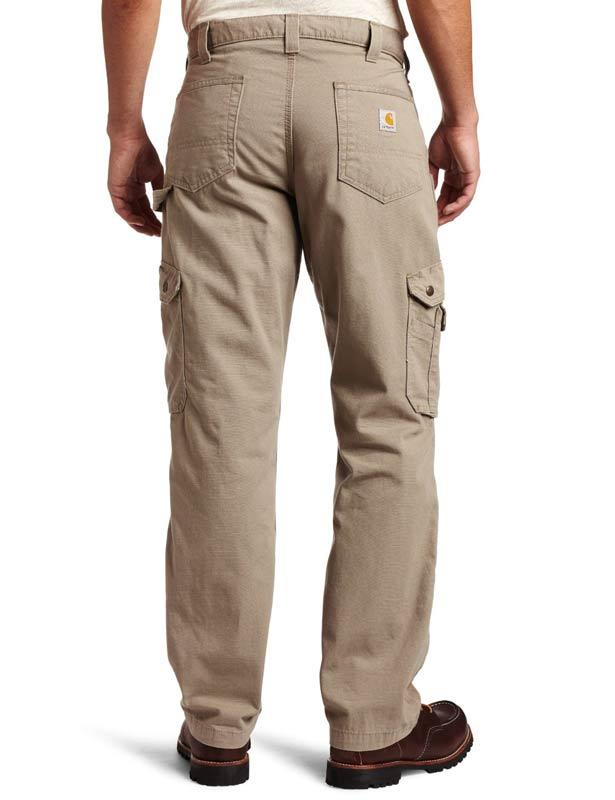 9d23cd2c66 Amazon.com: Carhartt Men's Ripstop Cargo Work Pant: Casual Pants ...