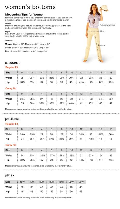 womens jeans size chart: Womens pant size chart miss me jean conversion size chart