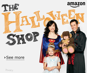 Shop Amazon - Halloween Shop