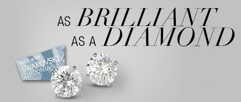 As Brilliant as a Diamond: Swarovski Zirconia
