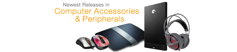 Newest Releases in Computer Accessories