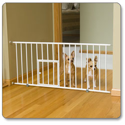 Carlson Mini Pet Gate Product Shot