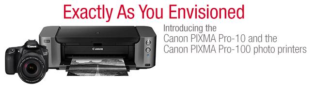 Canon Pro Printers on Amazon.com