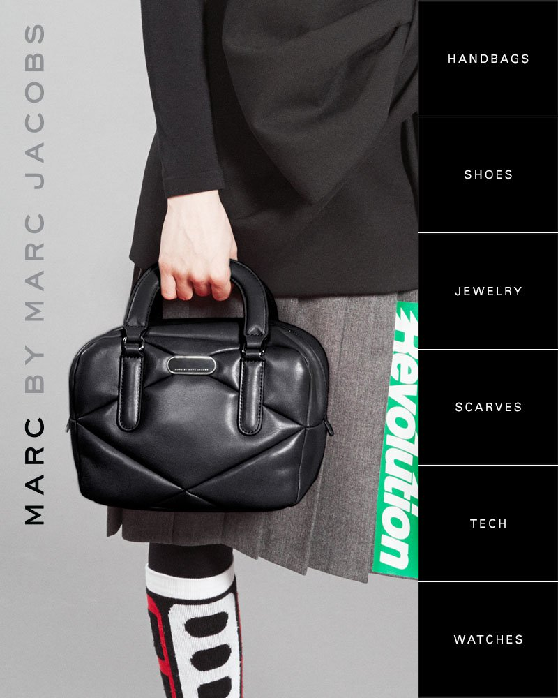 Marc By Jacobs Laukku : Marc by jacobs at handbags shoes