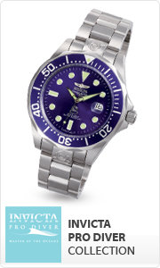 Shop Invicta Pro Diver Collection