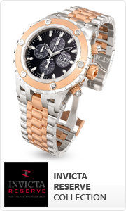 Shop Invicta Reserve Collection