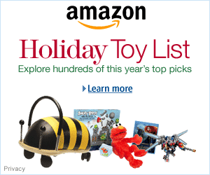 cybermonday ads - Holiday Toy List deals at Amazon.com