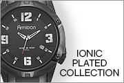 Armitron Ionic Plated Collection
