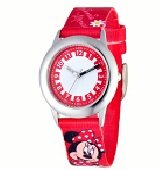 Over 25% Off Minnie & Mickey Time Teacher Watches