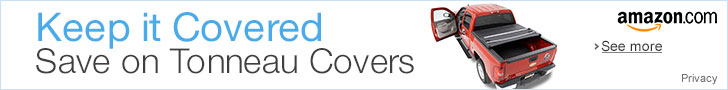 Keep It Covered - Save on Tonneau Covers at Amazon.com