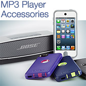 MP3 Player Accessories