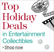 Top Holiday Deals in Entertainment
