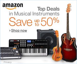 Amazon Instrument Hot Deals