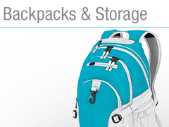Backpacks & Storage