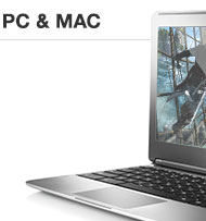 PC and Mac