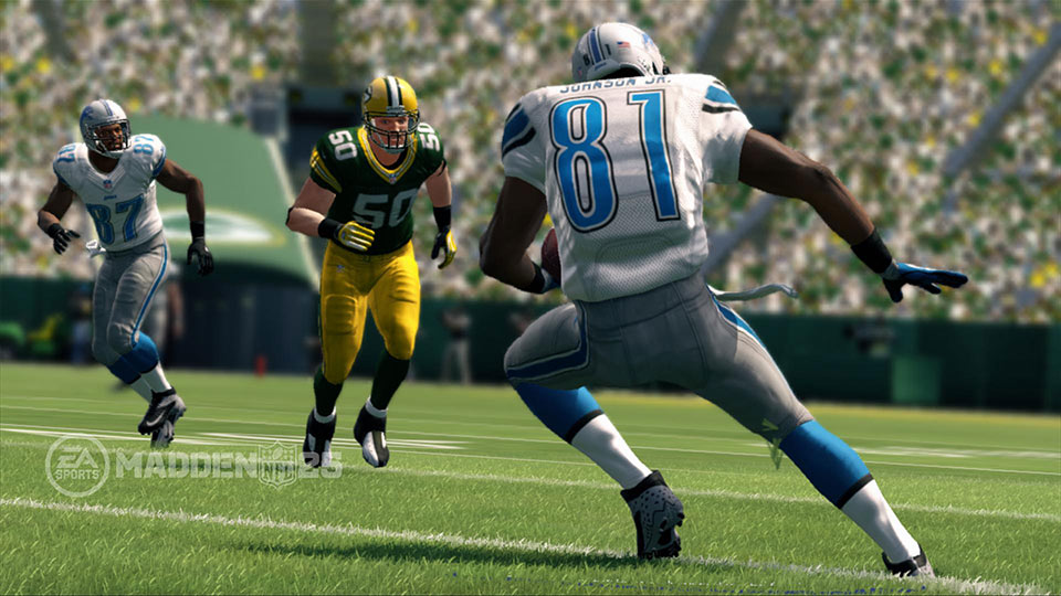 Calvin Johnson - Madden
