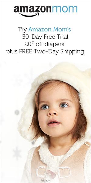 AmazonMom banner ad