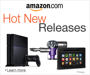 Amazon's Hot New Releases