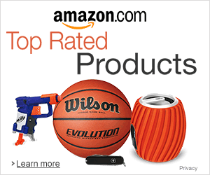 Amazon's Top Rated Products