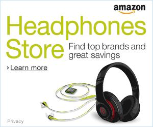 Ce 5400 headphones storefront merchandising 300x250 v2