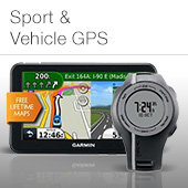 Sports & Vehicle GPS