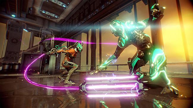 Amazon com: Warframe - PS4 [Digital Code]: Video Games