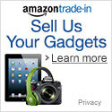 Trade in your Android phone for an Amazon gift card