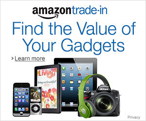 Find the Value of Your Gadgets at Amazon