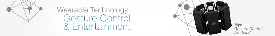 Gesture Control & Entertainment