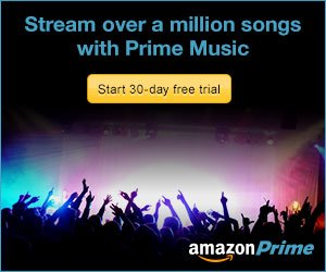 Join Amazon Prime - Listen to Over a Million Songs - Start Free Trial Now